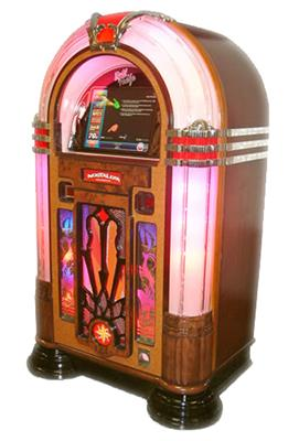 Sound Leisure Digital Nostalgia Jukebox