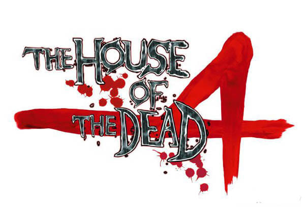 House of the Dead 4 Logo