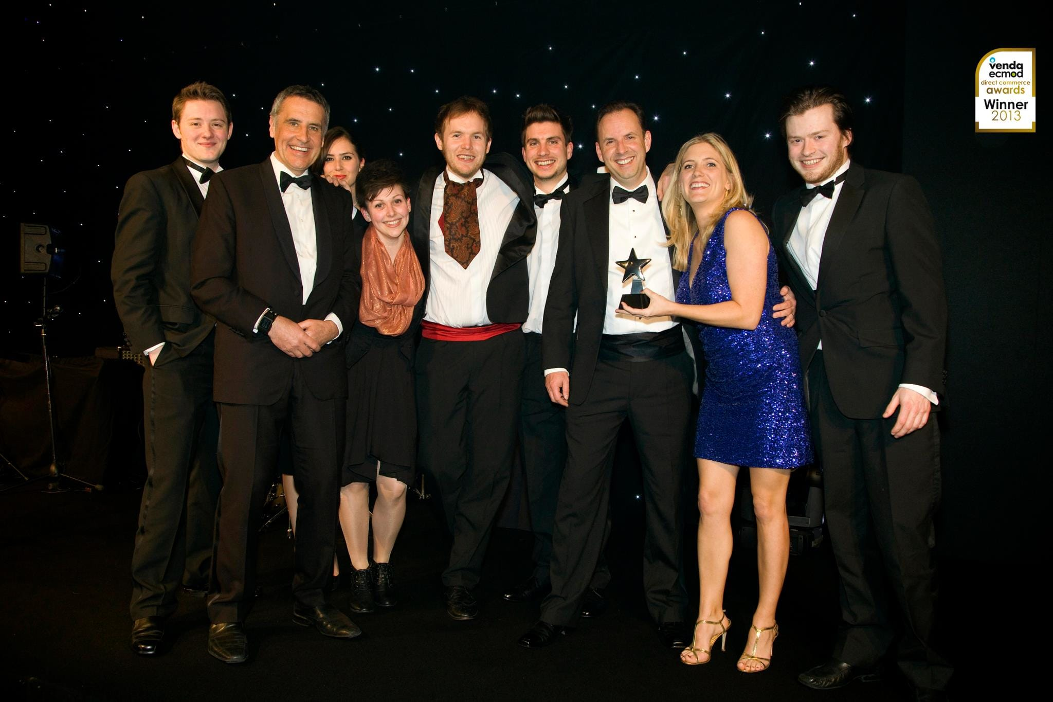 Home Leisure Direct Team Award Winners 2013