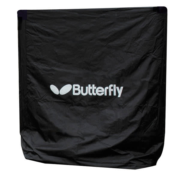 Butterfly Black Waterproof Cover