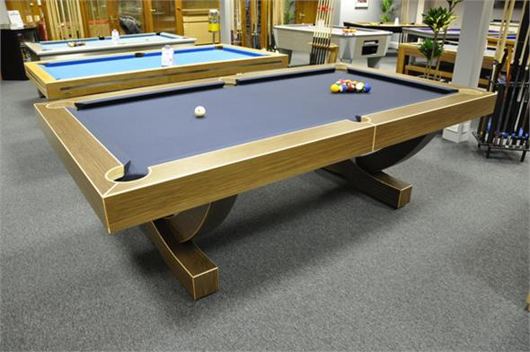 Designer Billiards Arc Pool Table - 6ft, 7ft, 8ft, 9ft