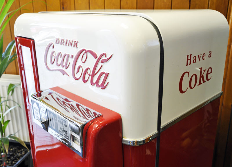 Coca-Cola - Vendor56 - Dispenser
