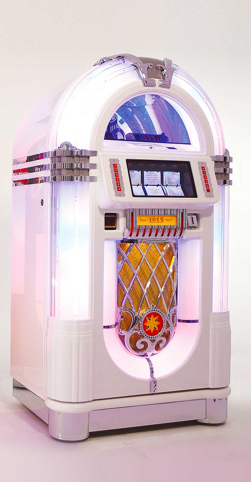 New Jukeboxes | Home Leisure Direct