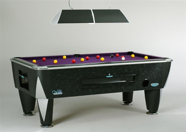 An image of Sam Atlantic Contactless Pool Table - 6ft, 7ft | Commercial Rental Ava