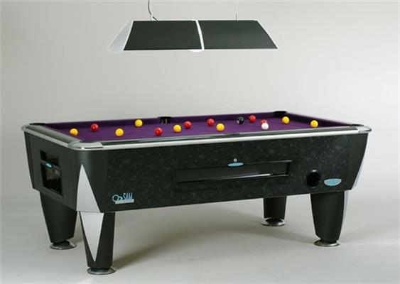 Sam Atlantic Contactless Pool Table - 6ft, 7ft