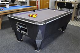 Sam Atlantic Champion BAPTO (Black Labrado) Pool Table - 7ft