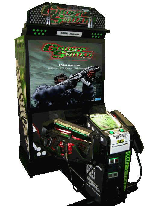 An image of Ghost Squad DLX (Refurbished)