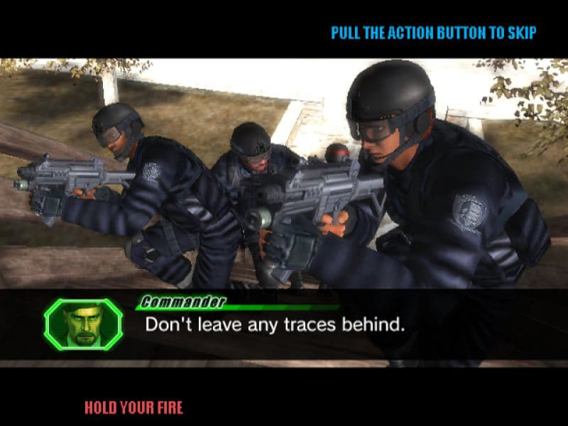 Ghost Squad Screenshot 1