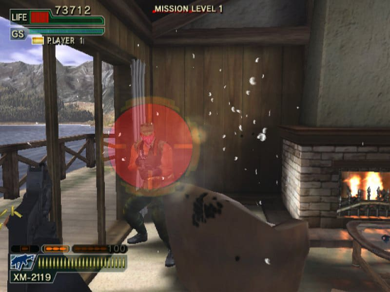 Ghost Squad Screenshot 2