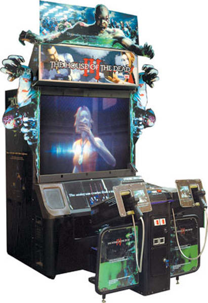 House of the Dead 3 DLX (Refurbished)