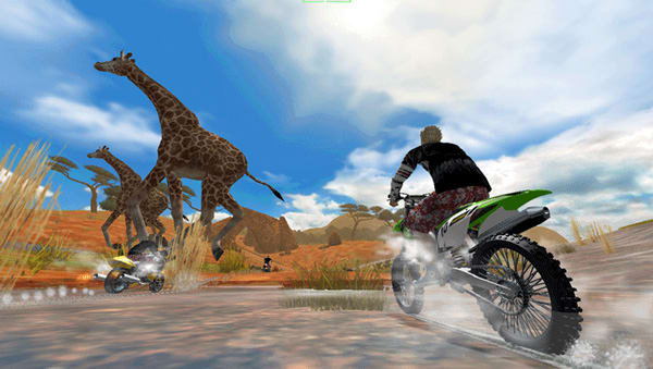 The Fast and the Furious Superbikes Screenshot 2